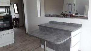 Photo réalisation - Montage meubles en kit - Laurent M. - Sainte-Luce-sur-Loire (La Nobilière) : îlot cuisine