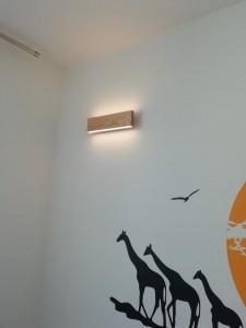Photo de galerie - Installation application murale