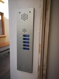 Photo de galerie - Installation interphone URMET