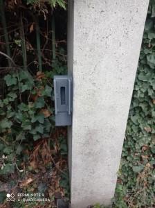 Photo réalisation - Serrurerie - Mikael (MKL OTA) - Antony (Chemin de Fer) : Remplacement de serrurerie de portail 1/1