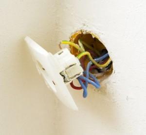 Photo de galerie - Prend travaux électricité et installation appareillage mise en services