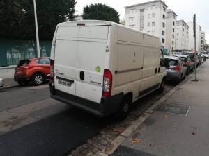 Photo réalisation - Livraison - Transport de colis - Fabien Y H. - Villeurbanne (Maisons-Neuves) :