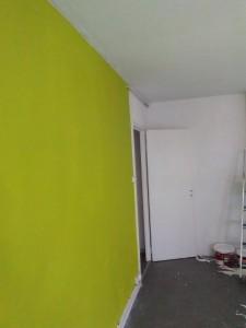 Photo de galerie - peinture dun salon