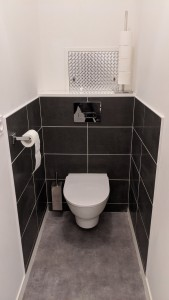 Photo de galerie - Rénovation WC