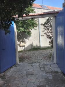 Photo de galerie - Rénovation de la porte terminé