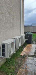 Photo de galerie - Climatisation réversible chauffage air/air