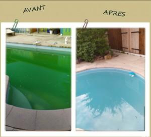 Photo de galerie - Rattrapage eaux verte