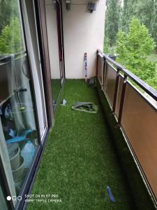 Photo réalisation - Pose de parquet - Revêtement de sol - Gerald V. - Clichy-sous-Bois (Iris 12) : Voici une photo de réalisation proposée pour un Voisin